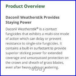 Deconil Weather Stik Flowable Fungicide 2.5 gal
