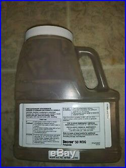Decree 50 WDG Fungicide 2.5 LB. Fungicide botrytis use Discounted + Free Gift