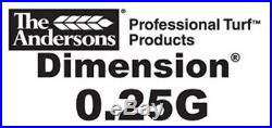Dimension 0.25G Herbicide 25 Lbs