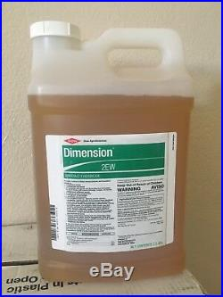 Dimension 2EW Herbicide 2.5 Gallon, dithiopyr 24% by Dow AgroSciences