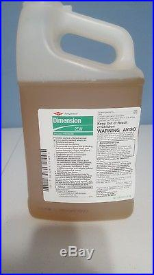Dimension 2EW Herbicide 64 Ounces, Free Shipping