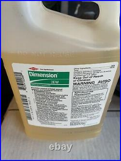 Dimension 2EW Herbicide (64 oz.) Pre-Emergent BLOWOUT SALE