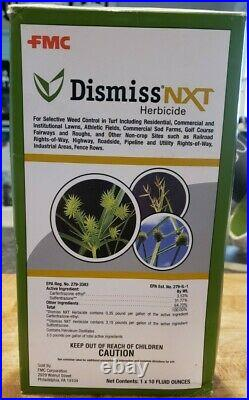 Dismiss NXT Herbicide (10 oz.) Fast Yellow Nutsedge and Kyllinga Control on Turf