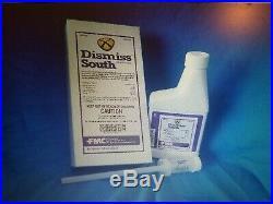 Dismiss South Herbicide 16 oz. Post-emergent Sedge Weed Killer FMC With MEASURER
