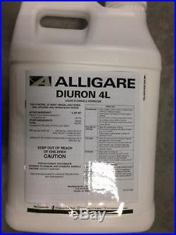 Diuron 4L Herbicide 2.5 Gallons by Alligare