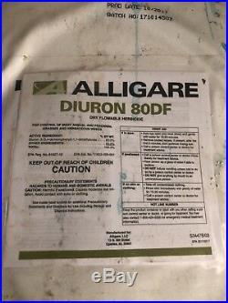 Diuron 80DF Herbicide 25 Pound bag (Karmex DF) by Alligare