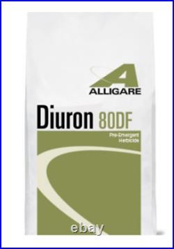 Diuron 80 DF Pre Emergent Herbicide 25 lbs