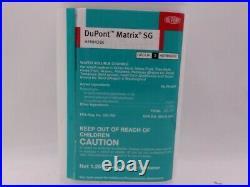 DuPont Herbicide Matrix SG 1.25lb New Sealed
