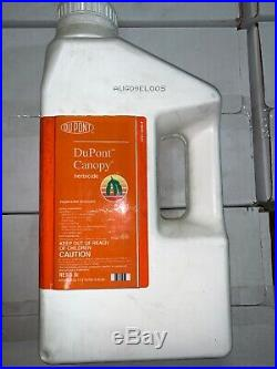 Dupont Canopy Herbicide, 5 LBS Container