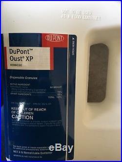 Dupont Oust Xp Herbicide