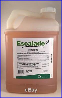 Escalade 2 Herbicide 2.5 Gallon (Replaces Change Up) by Nufarm
