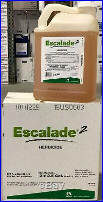 Escalade 2 Herbicide 5 Gallon (2x2.5 gal) (Replaces Change Up) by Nufarm