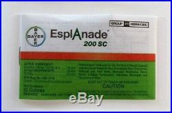 EsplAnade 200 SC Pre-emergent Herbicde, 1 Quart (32 oz), Indaziflam, Bayer