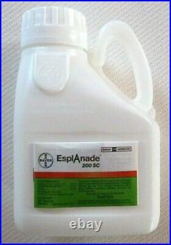 EsplAnade 200 SC Pre-emergent Herbicide, 32oz. (1 quart), Indaziflam, Bayer