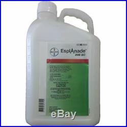 Esplanade 200SC Herbicide 2.5 Gallons NEW unopened Great price