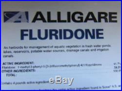 FLURIDONE 16 oz Concentrated BEST Aquatic Herbicide Alligare Sonar AS 41.7%