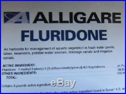 FLURIDONE 8 oz Concentrated BEST Aquatic Herbicide Alligare 41.7%