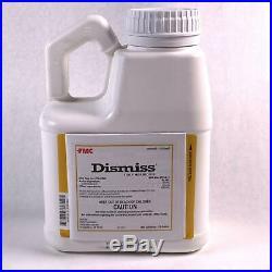 FMC Dismiss Turf Herbicide 64oz Kills Sedge & Kyllinga Fast-Sulfentrazone 39.6%