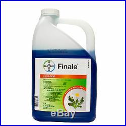 Finale Herbicide by Bayer 2.5 Gallons Broadleaf Weeds Grasses Sedges Blackberry
