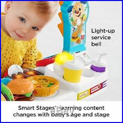 Fisher-Price Laugh And Learn Servin' Up Fun Food Truck New Gift Kids Christmas