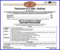 Flumioxazin 51% WDG Non-Crop, 20 Lb. Case
