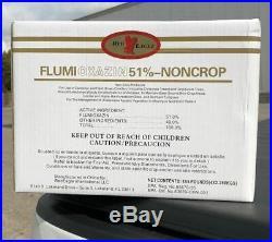 Flumioxazin 51% WDG Non-Crop, 5 Lb. Jug