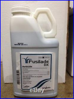 Fusilade DX Herbicide 1 Gallon by Syngenta