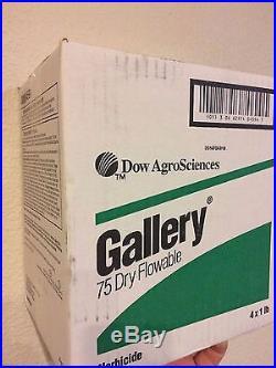 GALLERY 75 DF HERBICIDE 4x1 box