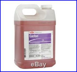 Garlon 3A Specialty Herbicide 2.5 Gallons 44.4% Triclopyr Triethylamine Salt