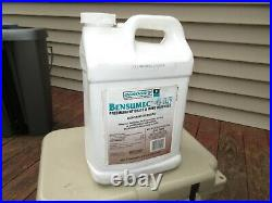 Gordons Bensumec 4LF Preemergent grass and weed herbicide 2.5 gallons sealed New