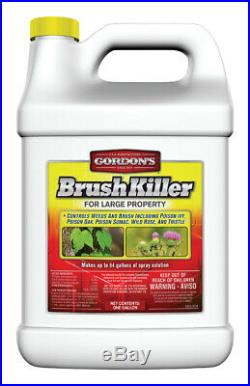 Gordons For Large Property Concentrate Brush Killer 1 gallon gal