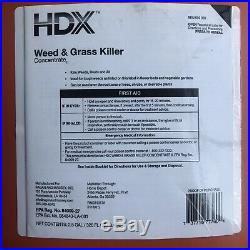 HDX Weed Grass Killer 2.5 Gallons New Free Shipping