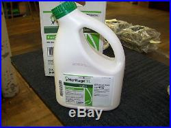 Heritage TL Fungicide by Syngenta 2 ea. 1 Gallon Jugs 21327 New