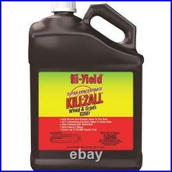 Hi-Yield Killzall 1Gal. Concentrate Weed & Grass Killer 2 pk