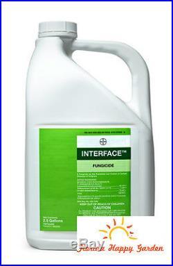 Interface Fungicide 2.5 Gallon