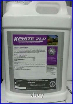 K-PHITE 7LP Systemic Fungicide Bactericide (2.5 Gallon)