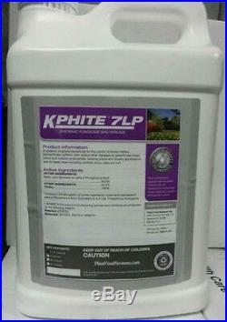 K-PHITE 7LP Systemic Fungicide Bactericide (2.5 Gallon)