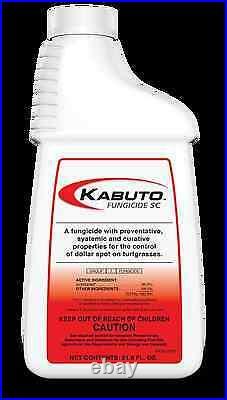 Kabuto Fungicide SC (21.8 oz.)