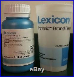 Lexicon Intrinsic Fungicide 21 oz. Enhance Turf Roots Golf Course BASF
