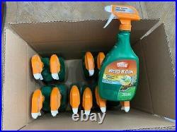 Lot of 12 Bottles ORTHO Weed B Gon Crabgrass & Weed Killer, 24 Oz