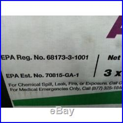 Lot of 3 Nufarm 14590000 Affirm WDG Fungicide Granule For Ornamentals Turfgrass