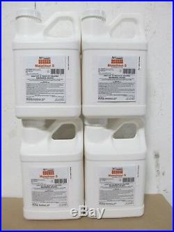 Malathion 5EC Insecticide 4 Gal FRUIT VEGETABLE LAWN Insecticide