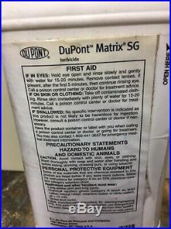 Matrix SG Herbicide 20 Ounces