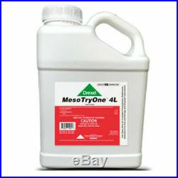 Mesotryone 4L Callisto Tenacity Mesotrione Pre-emergent Herbicide 1 gal