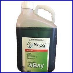 Method 240SL Herbicide 2.5 Gallons