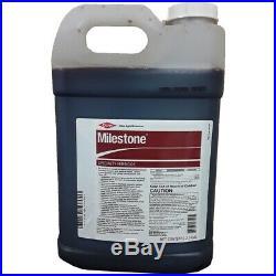 Milestone Specialty Herbicide 2.5 Gallons