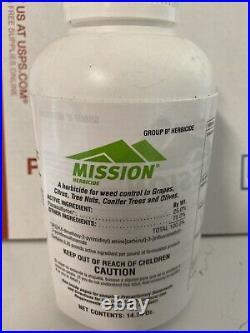 Mission Herbicide 14.25oz Group B2 Herbicide