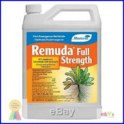 Monterey LG5190 Remuda Full Strength Non-Selective Post Emergence Herbicide 1Gal