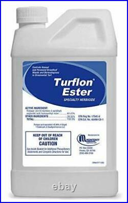 Monterey LG 5524 Turflon Ester Specialty Herbicide Concentrate Weed Killer, 32 o