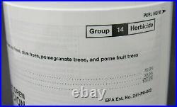 NEW 10 oz BASF Treevix Kixor Postemergence Herbicide Tree Fruit Nut Saflufenacil